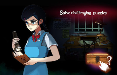 Cinema 14: Thrilling Mystery Escape Mod Apk + OBB For Android