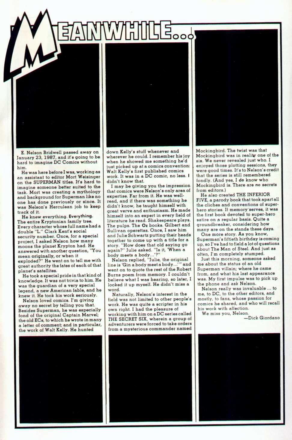 Read online Secret Origins (1986) comic -  Issue #17 - 44