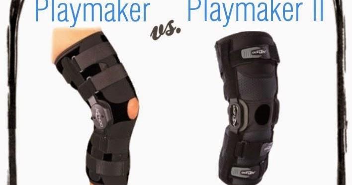 71f4229d29 MMAR Medical: DonJoy Playmaker Knee Brace vs. DonJoy Playmaker II Knee Brace