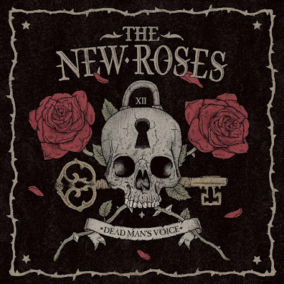 The New Roses - Dead Man's Voice - cover album