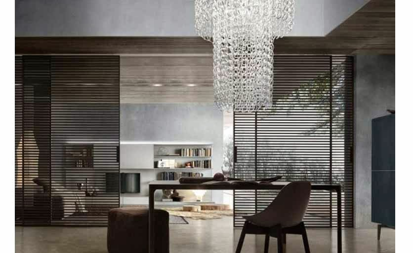Living Room Partition Design Decorating Ideas
