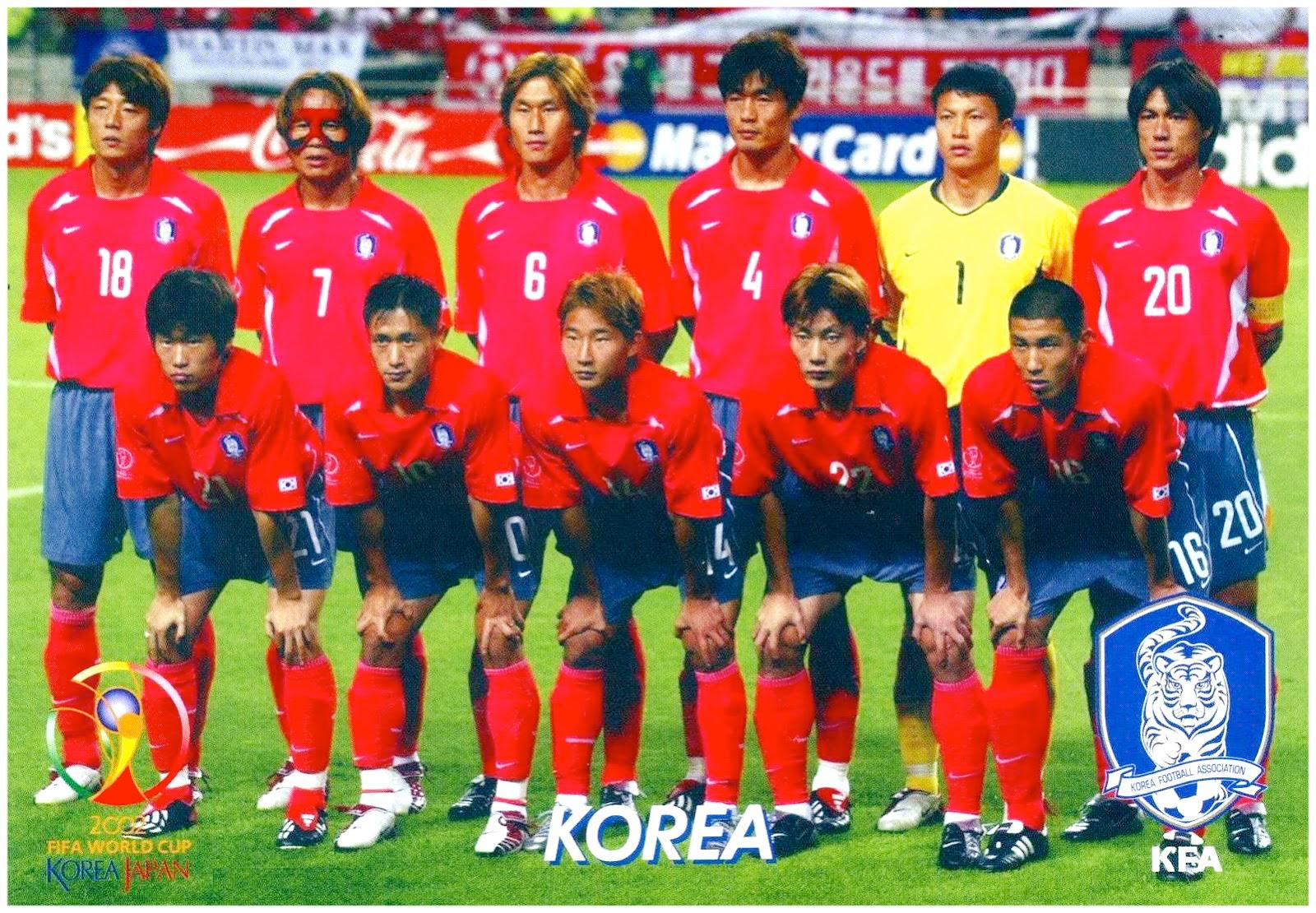 Resultado de imagen para seleccion de futbol corea del sur 2017