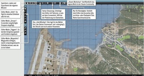 DTG Reviews: Arma 3: Help, Hints & Guide to Editor, Basics