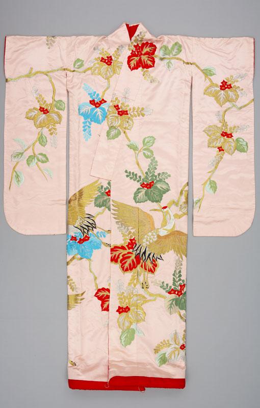 Wedding kimono, 20th century