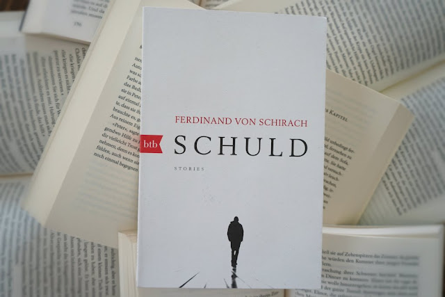 Schuld von Ferdinand von Schirach Rezension www.nanawhatelse.at