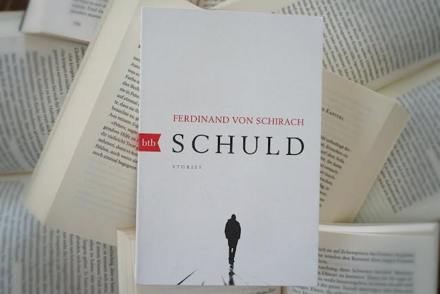 Schuld von Ferdinand von Schirach Rezension www.nanawhatelse.at