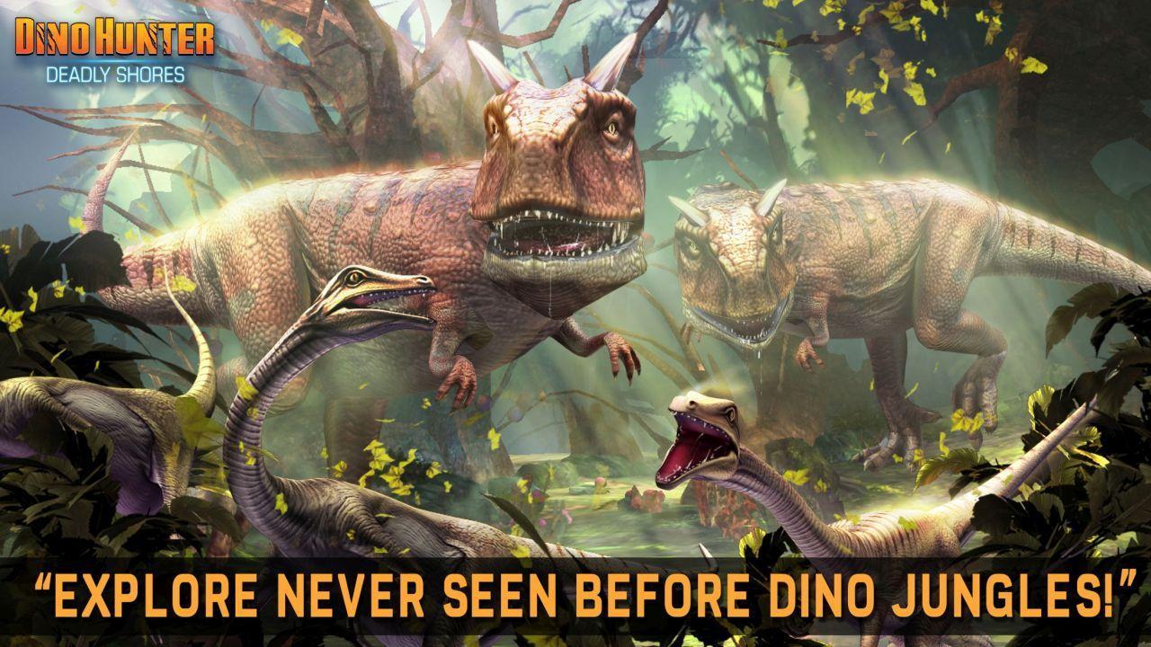 تحميل لعبة صيد الديناصورات Dino screen-4.jpg