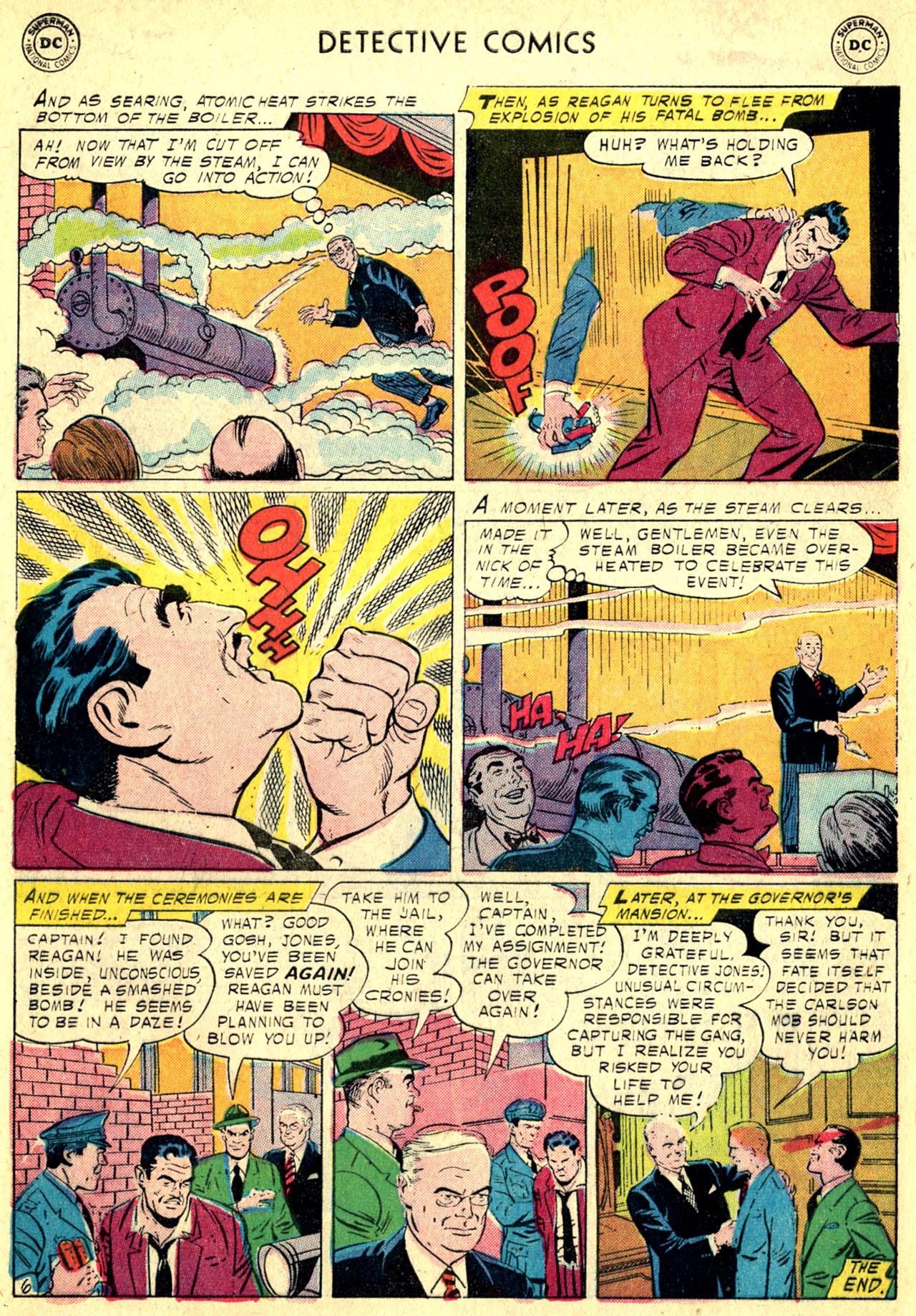 Read online Detective Comics (1937) comic -  Issue #249 - 32