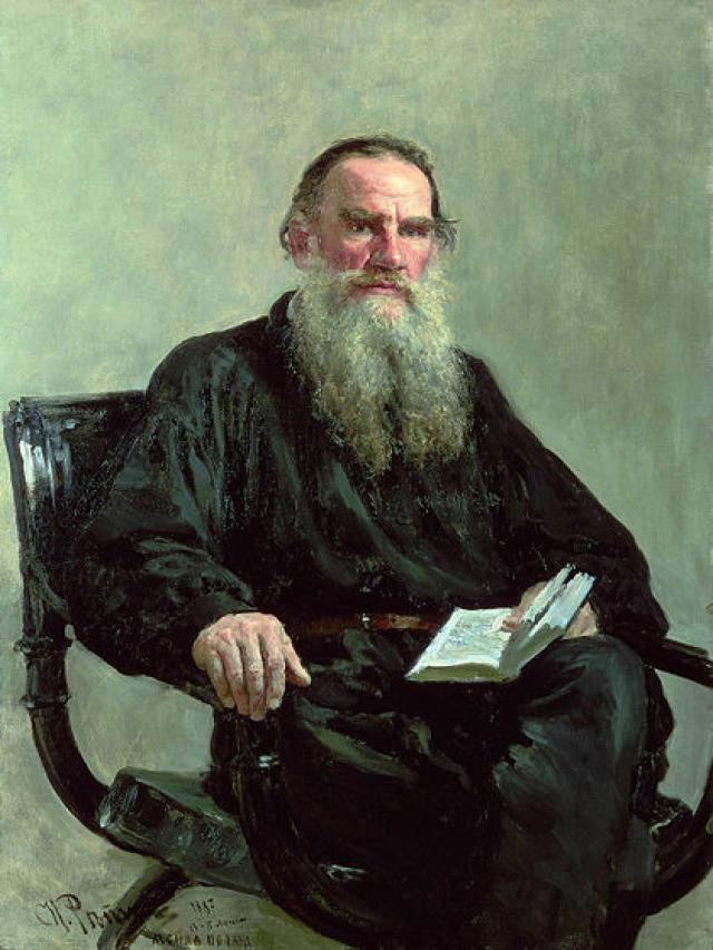 Literatura Universal León Tolstoi Biografía