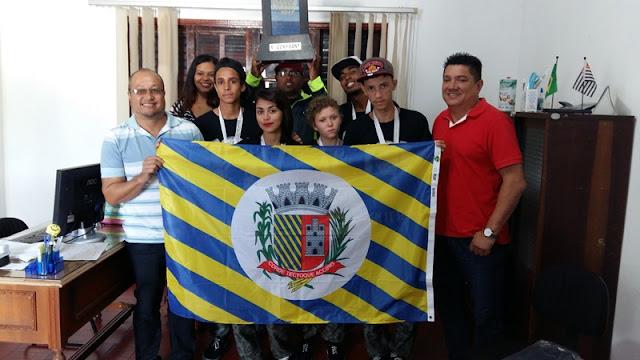 HIP HOP de Sete Barras representará o Brasil em campeonato de dança internacional