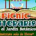 Pícnic literario en el Jardín Botánico de Bogotá