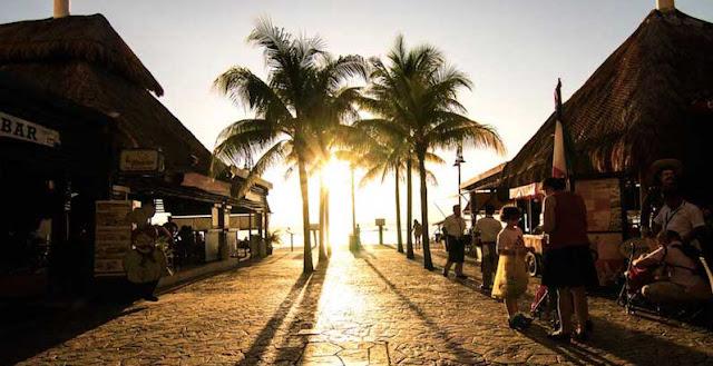 Compras em Cancún no México