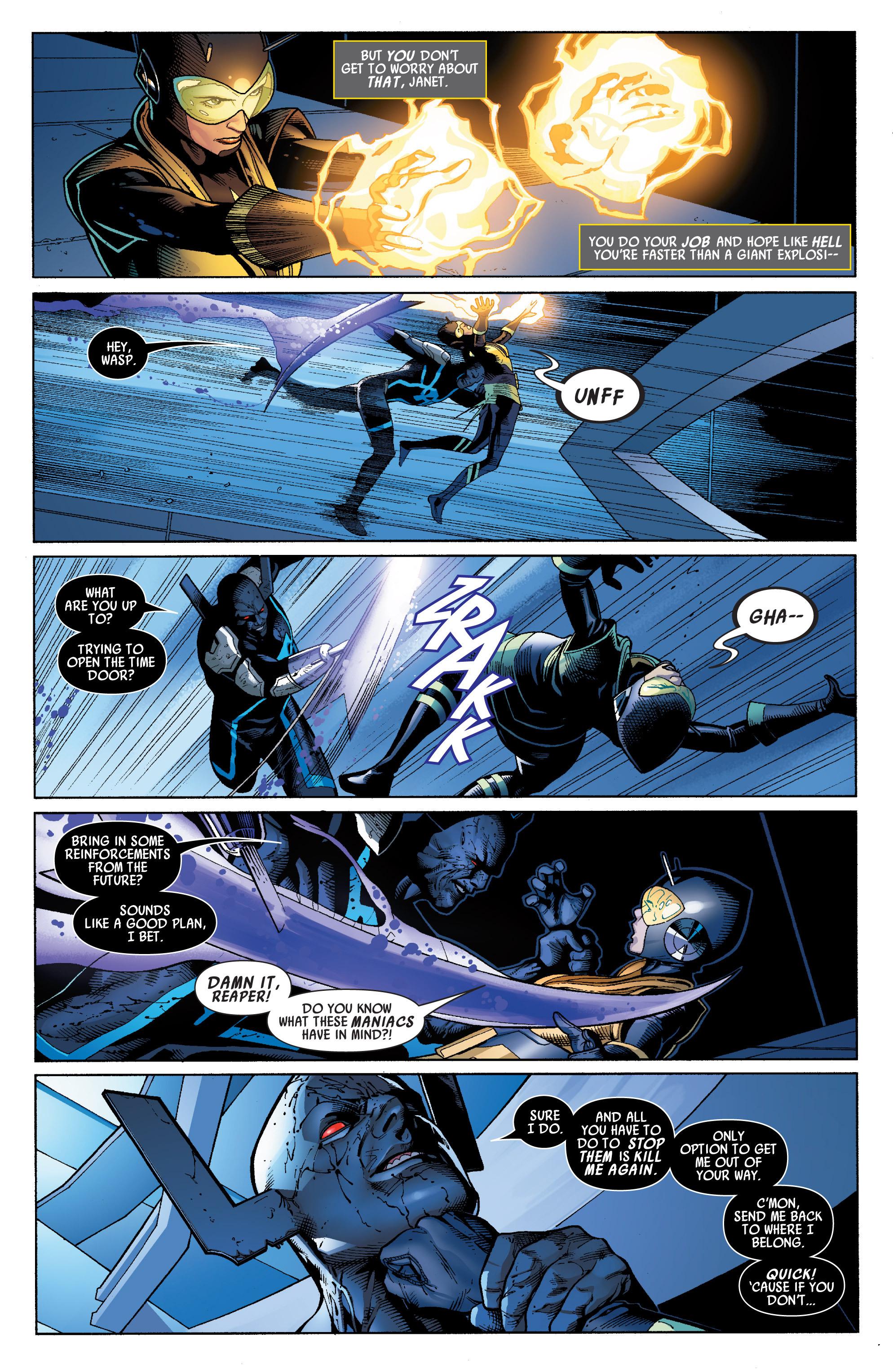 Read online Uncanny Avengers (2012) comic -  Issue #16 - 14