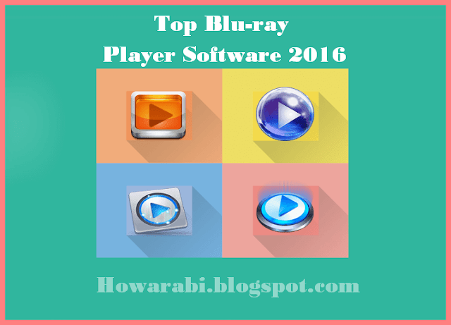 Blu-ray Player Software 2016