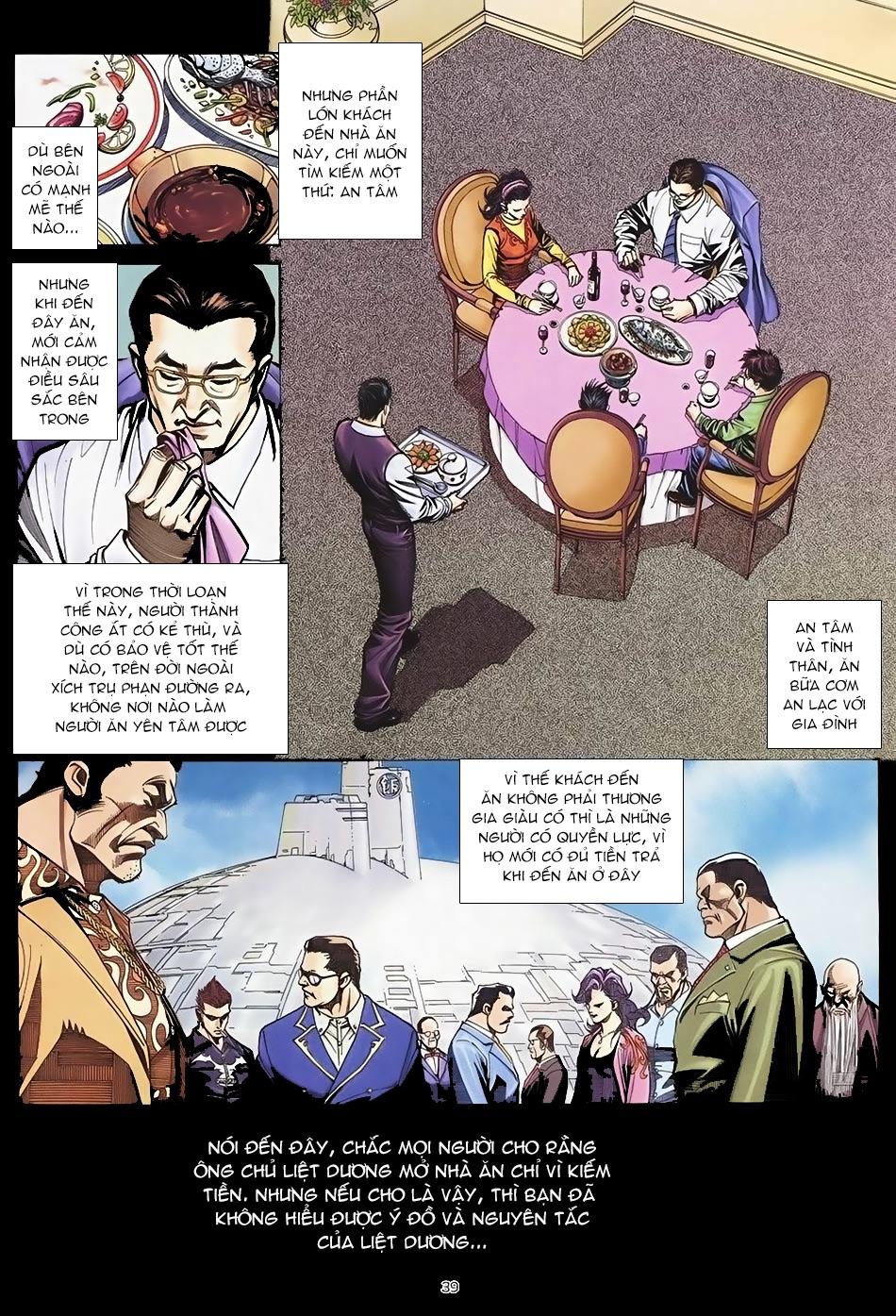 Xích Trụ Phạn Đường chap 1.2 - Trang 9