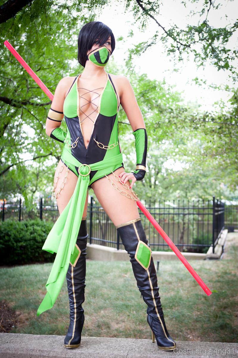 kombat cosplay Mortal female