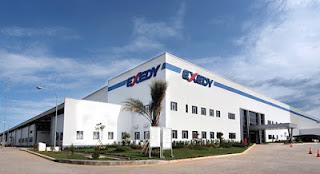 Lowongan Kerja SMK KIIC Karawang PT Exedy Manufacturing Indonesia Terbaru