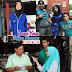 Skrin Di 9 ,Love You Miss Pomen Lakonan Mira Filzah Dan Alif Aziz