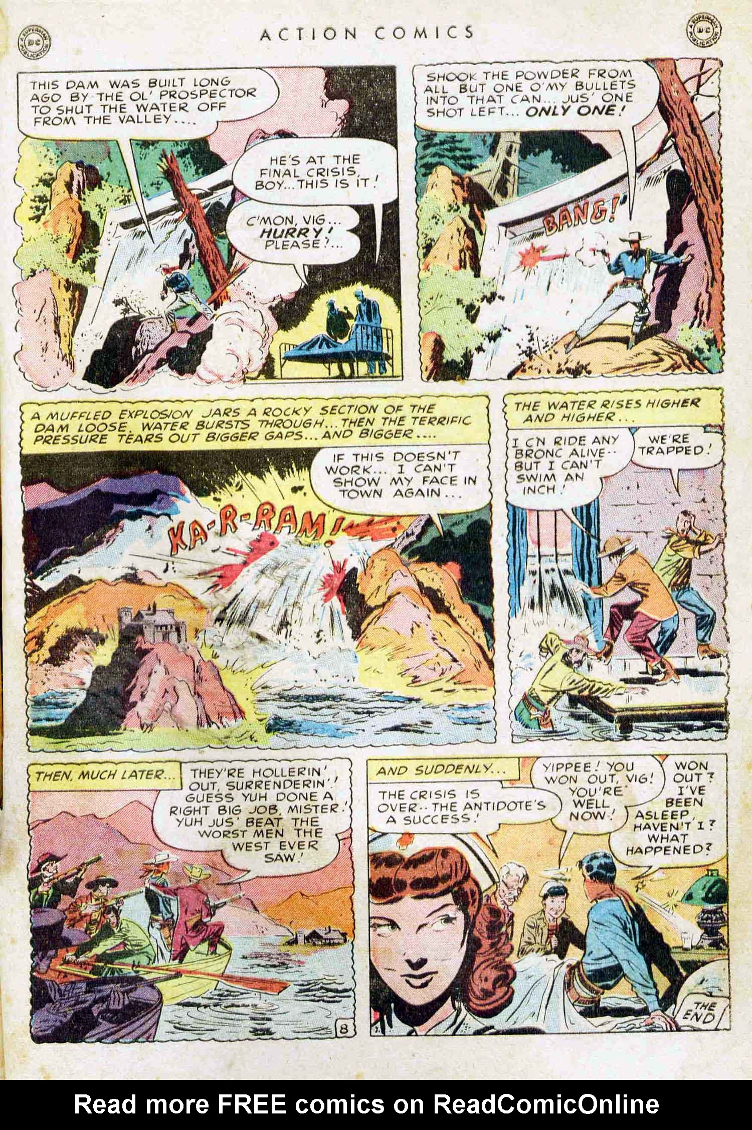 Read online Action Comics (1938) comic -  Issue #129 - 48