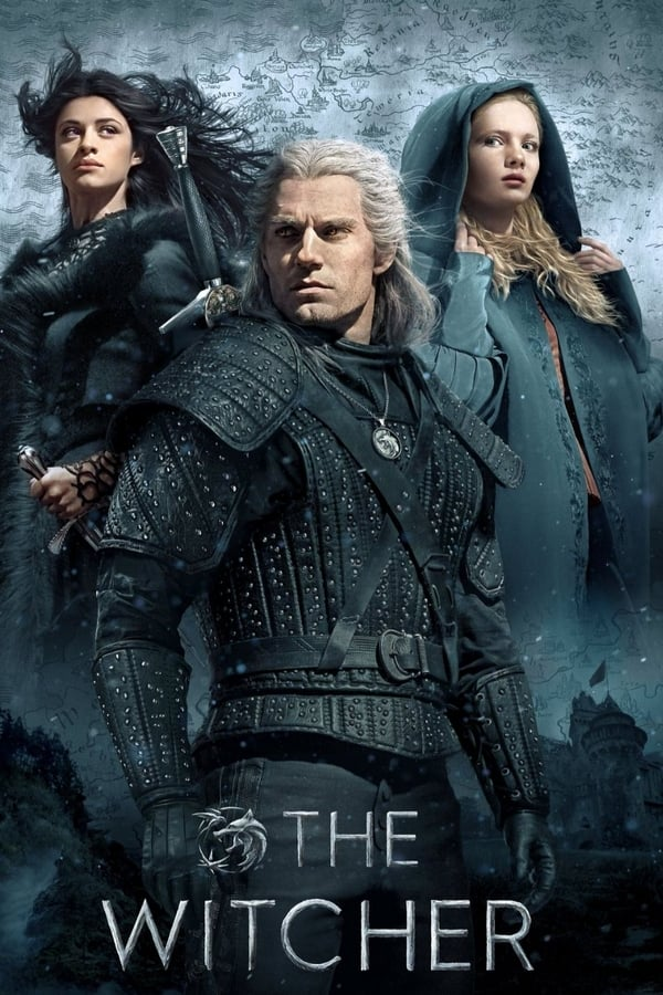 Descargar The Witcher Temporada 1 Español Latino & Sub Español por MEGA
