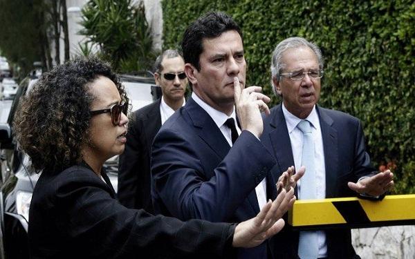 Sérgio Moro aceita convite de Bolsonaro para cargo de Ministro da Justiça (Imagem: Reprodução/Internet)