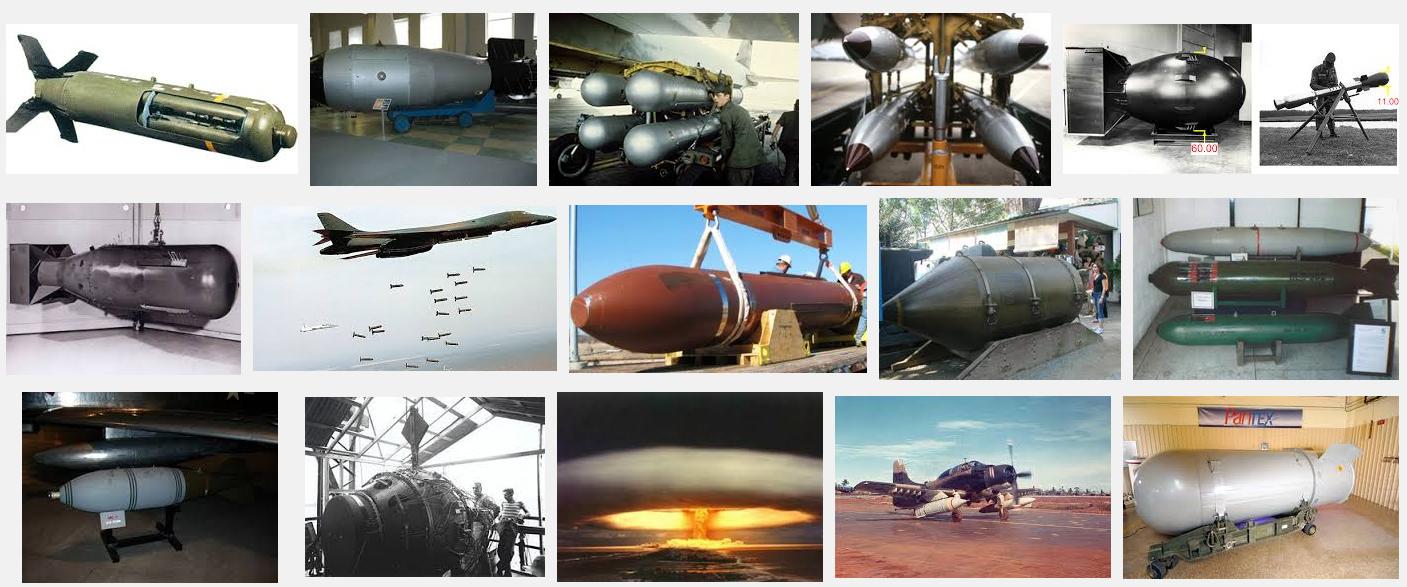 Bomba e Bomba Nuclear