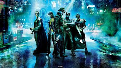 una imagen de la película Watchmen
