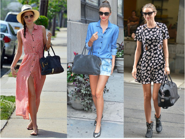 b5f48921ad Miranda Kerr has one of my favorite street styles! She has a very casual