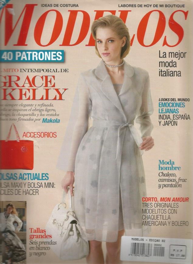Luz Weber Revista Modelos Em Espanhol