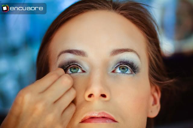 foto novia makeup