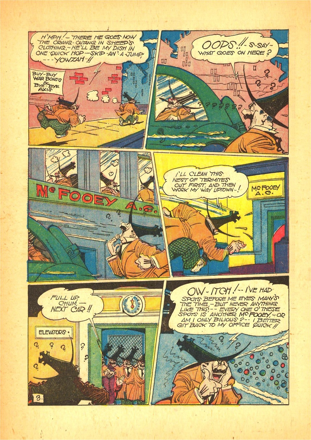 Read online Action Comics (1938) comic -  Issue #72 - 29