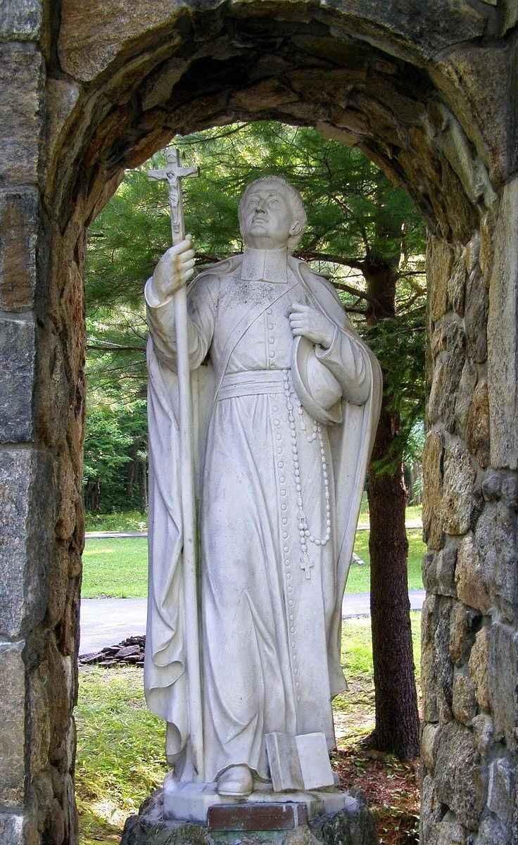 São Luis Maria Grignion de Montfort pregou incansavelmente missões para reafervorar a devoção a Nossa Senhora.