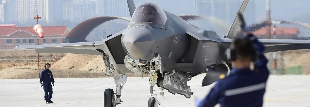 США продовжать програму підтримки F-35 Південної Кореї