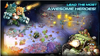 Setelah menuggu usang kesannya rilis juga di android Download Iron Marines APK MOD+DATA for Android (Update v1.2.12)