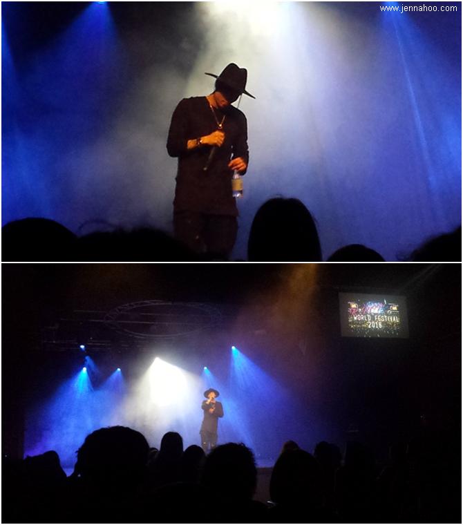 K-POP World Festival 2016 Helsinki Semifinals Gemini performing