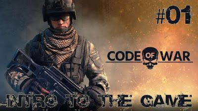 لعبة Code of War للاندرويد, لعبة Code of War مهكرة, لعبة Code of War للاندرويد مهكرة