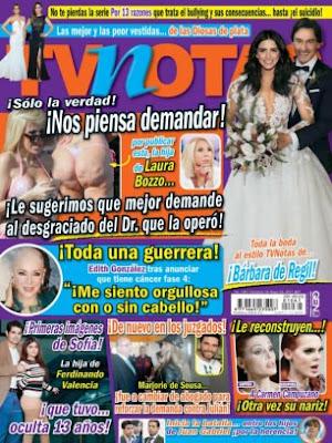 Revista TV Notas México - 2 Mayo 2017