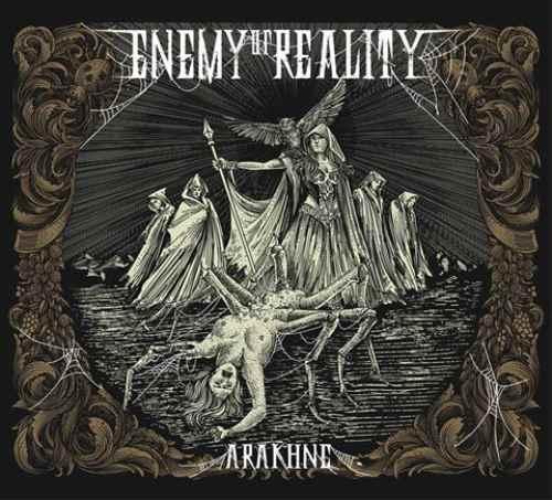 ENEMY OF REALITY: Το εξώφυλλο του επερχόμενου album