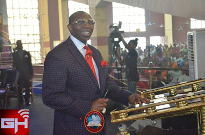 Impossibility And Deception, Out ~ Pastor Ayo Oritsejafor