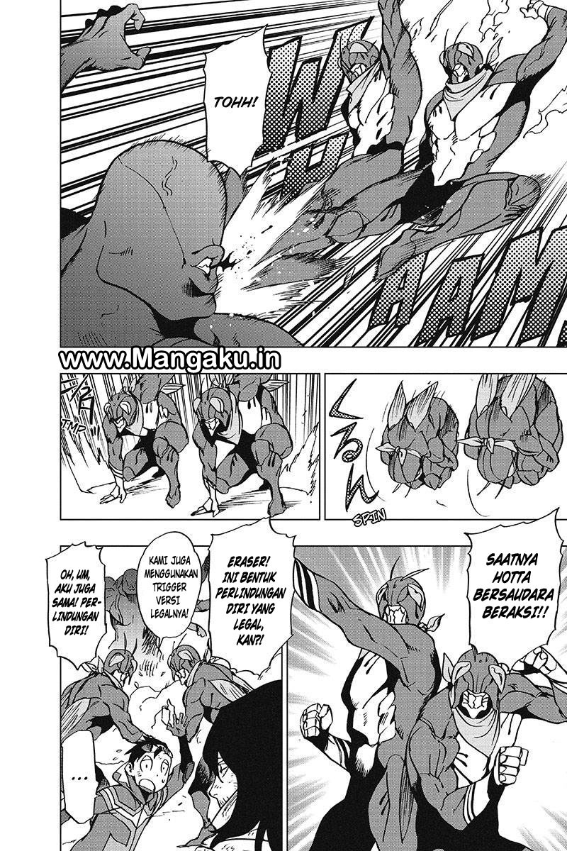 Boku no Hero Academia Illegal Chapter 40-7
