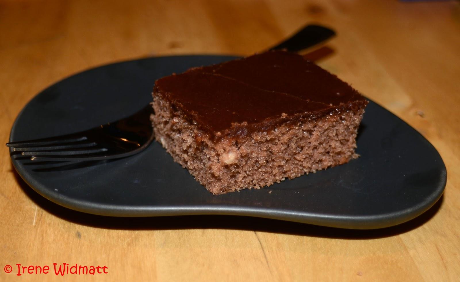 Schokoladenwurfel Ein Rezept Schafft Es Wieder Aus Der Versenkung
