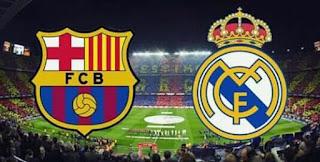 مباراة برشلونة ريال مدريد بث مباشر