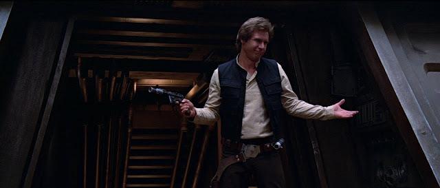 www.fertilmente.com.br - Han Solo aparentemente é controverso até mesmo fora do filme