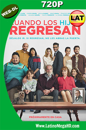 Cuando los hijos regresan (2017) WEB-DL 720p Dual Latino-Ingles H