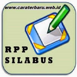 RPP dan Silabus Berkarakter SD Kelas 6 Semester 1 dan 2