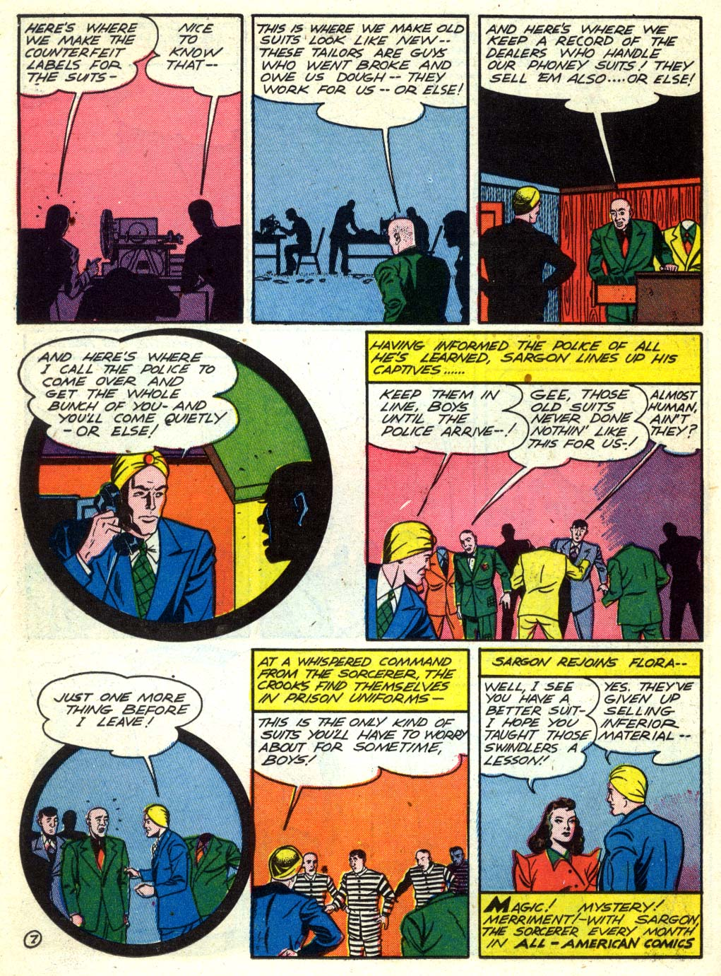 Read online All-American Comics (1939) comic -  Issue #40 - 41