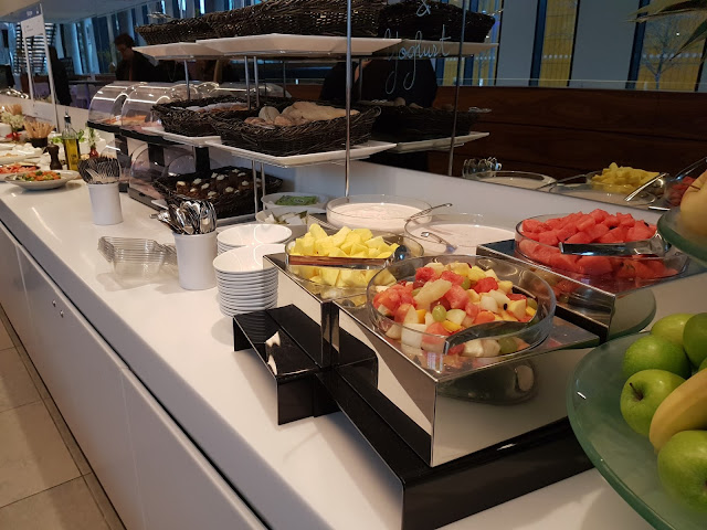 Innside by Melia Manchester Lunch options