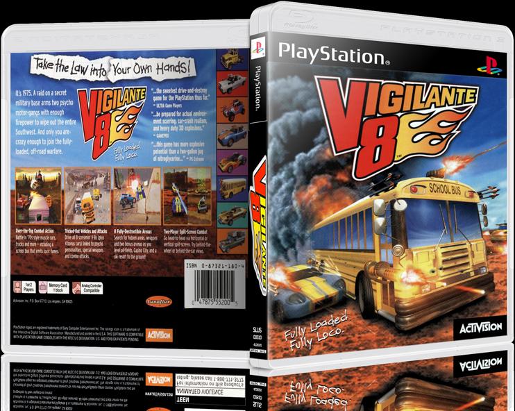 PARA VIGILANTE PS2 JOGO 8 BAIXAR