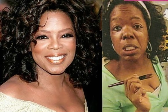 Oprah Winfrey 2013 No Makeup Kronstantinople...