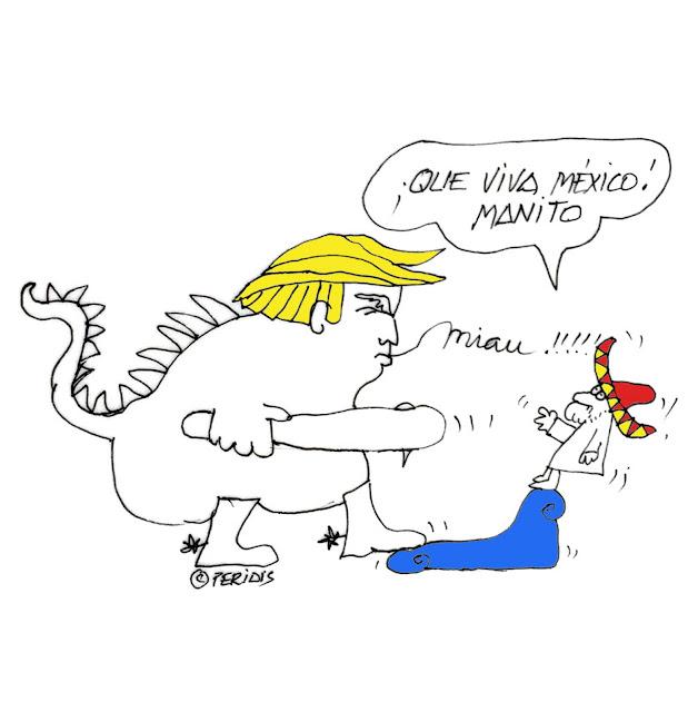 Humor en cápsulas para hoy jueves, 2 de febrero de 2017